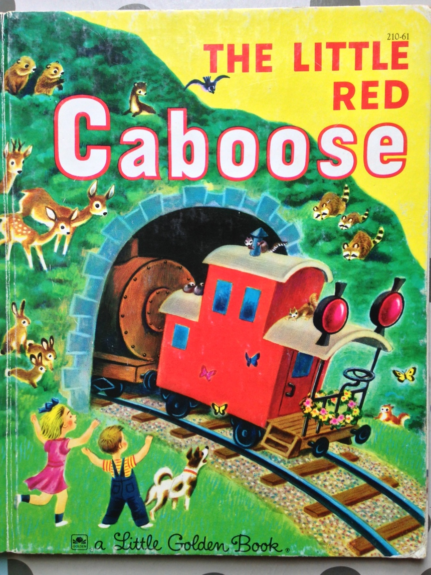 Caboose cover