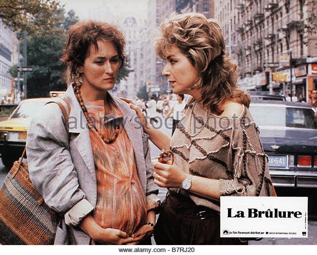 la-brulure-heartburn-anne-1986-usa-meryl-streep-ralisateur-mike-nichols-b7rj20