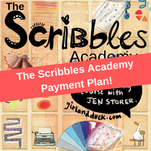 Scribbles Academy Payment Plan