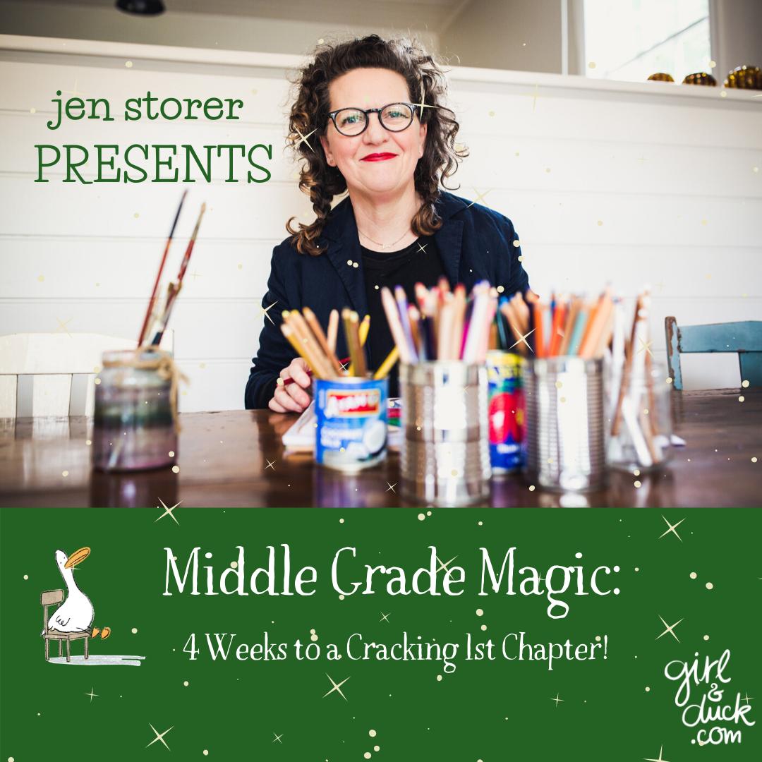 Middle Grade Magic